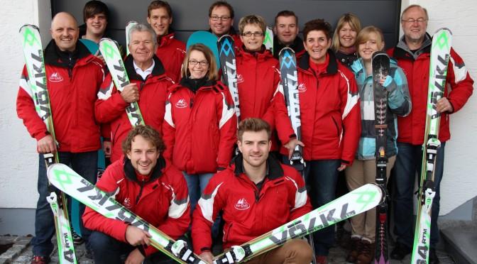 Der Skiclub ist auf der Homepage zurück